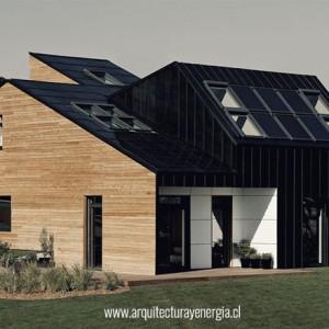 Eficiencia Energética y Sustentabilidad. Model 2020. VELUX.
