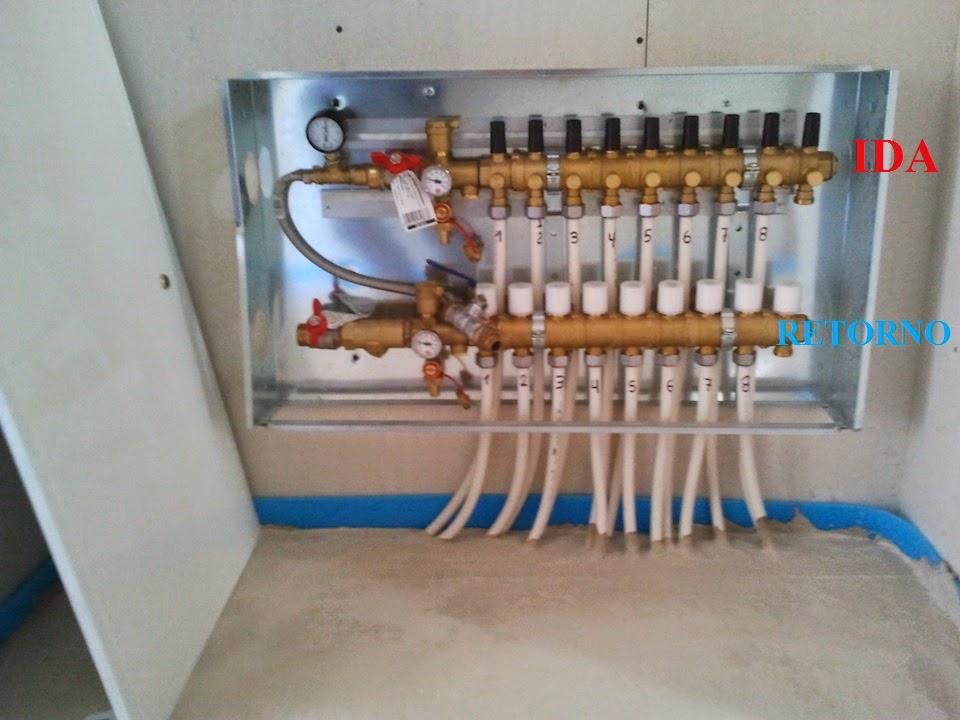 Suelo radiante el sistema de calefacci n m s eficiente - Como instalar suelo radiante ...