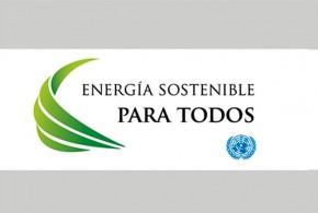 Energía sostenible para todos.