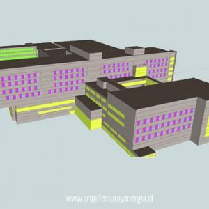 Simulación energética en edificación.