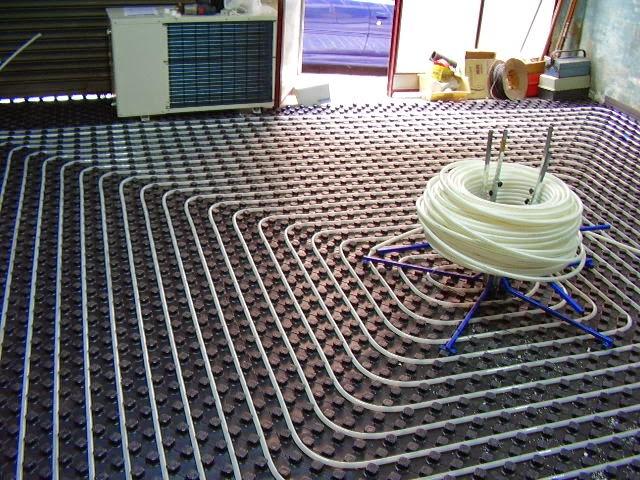 Suelo radiante el sistema de calefacci n m s eficiente - Calefaccion suelo radiante ...