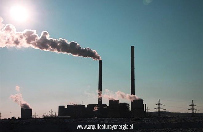 Gases de Efecto Invernadero: Dióxido de Carbono
